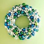 xmas wreath BHG.com